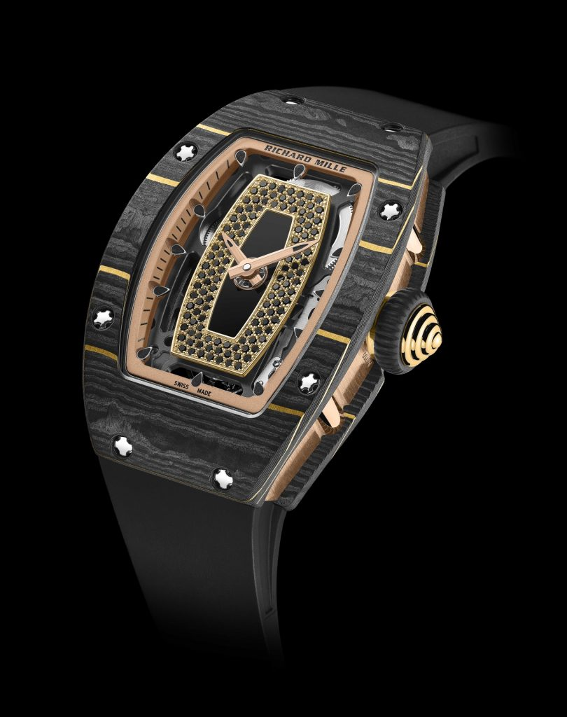 Richard Mille Gold Carbon TPT®