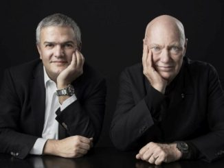 Ricardo Guadalupe and Jean-Claude Biver