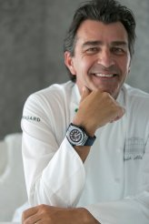 Hublot Ambassador Yannick Alleno three Michelin star chef