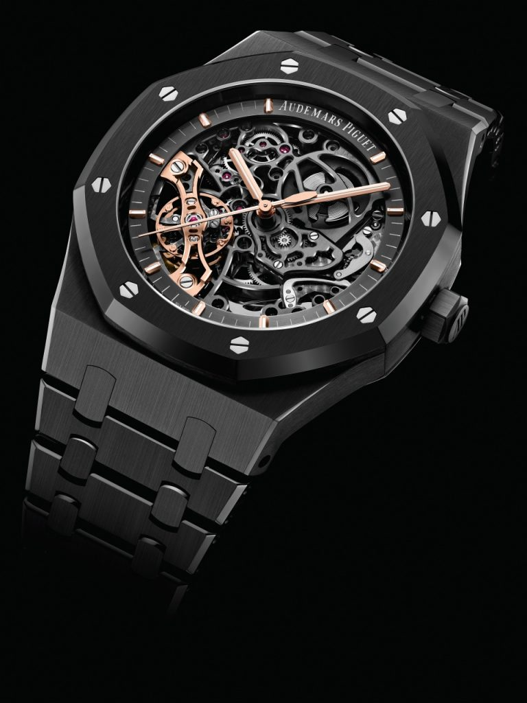 Audemars Piguet Royal Oak Double Balance Wheel Openworked