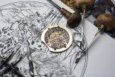 Blancpain Métiers d'Art Shakudō Ref. 6615-3616-55B