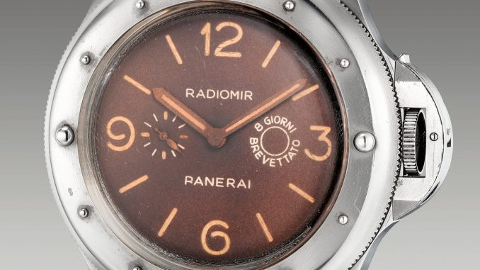 Vintage Panerai Phillips