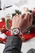 Constantin Chaykin Santa watch
