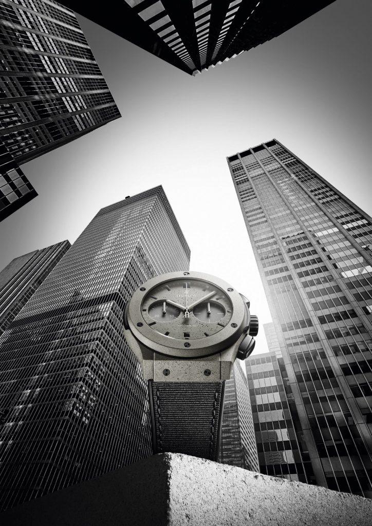 Hublot Classic Fusion Concrete Jungle New York
