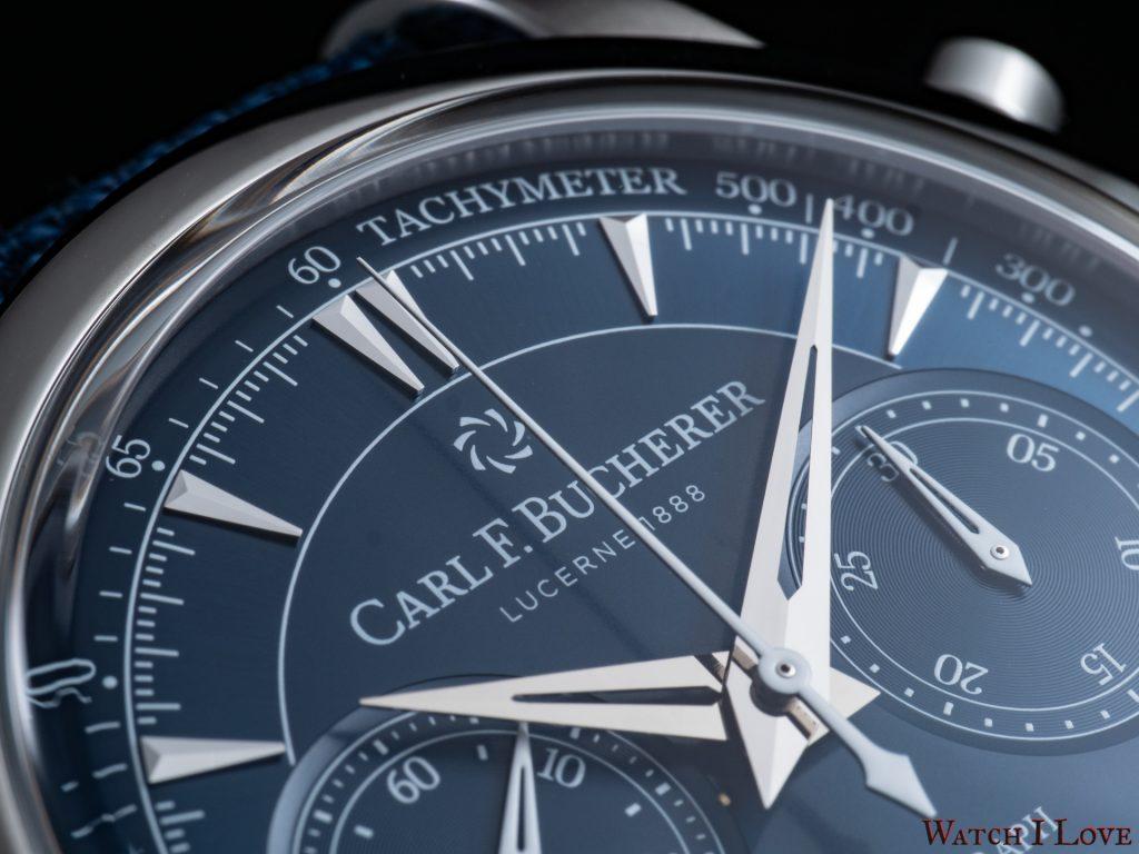 Carl F. Bucherer Manero Flyback