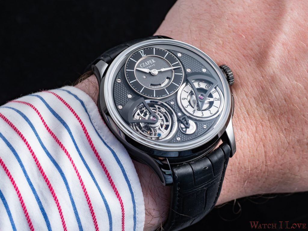 Czapek & Cie Place Vendôme Tourbillon Dark Matter
