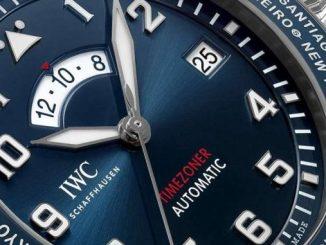 """IWC Pilot's Watch Timezoner """"Le Petite Prince"""""""