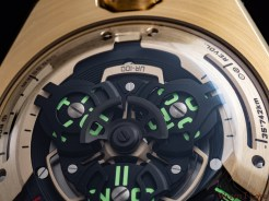 URWERK UR-100 Gold Edition