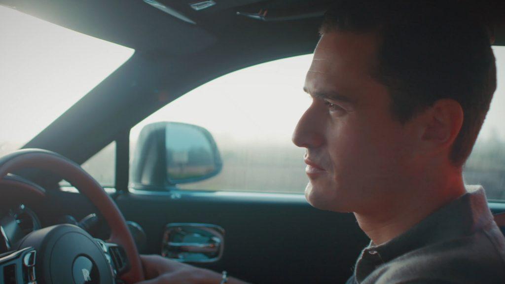 Rolls-Royce 'Inspiring Greatness': Charlie Siem