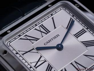 Cartier Santos-Dumont XL Steel Mechanical