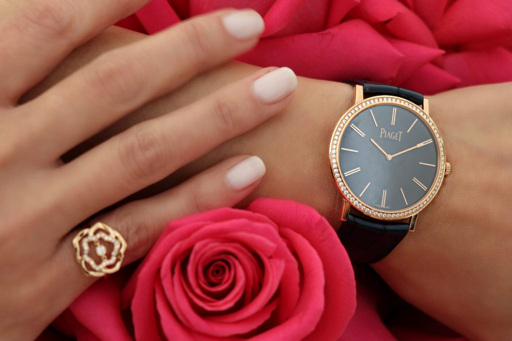 Valentine's Day with Piaget