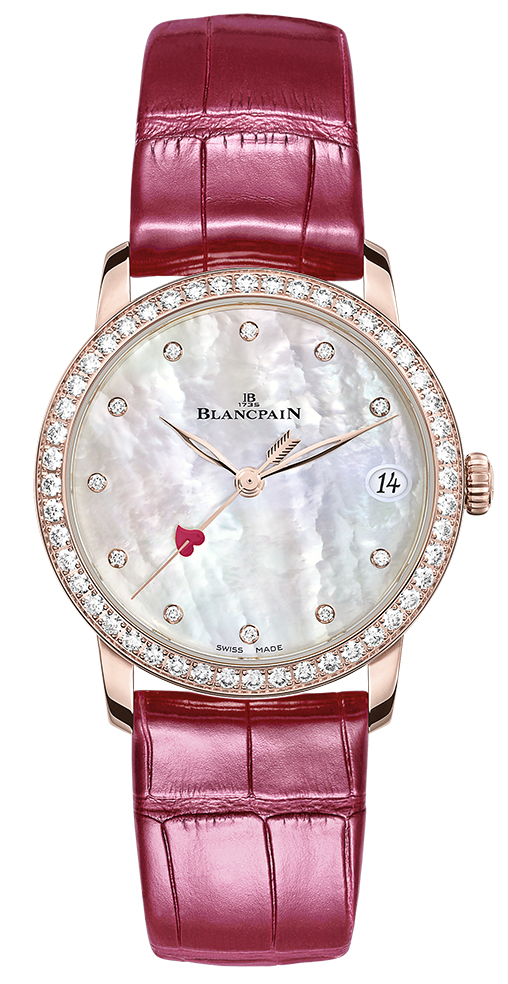 Blancpain Villeret Saint-Valentin 2021