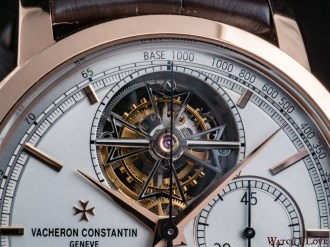 Vacheron Constantin Traditionnelle Tourbillon Chronograph