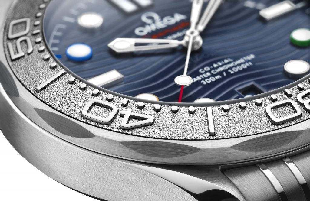 "OMEGA Seamaster Diver 300M ""Beijing 2022"" Special Edition"