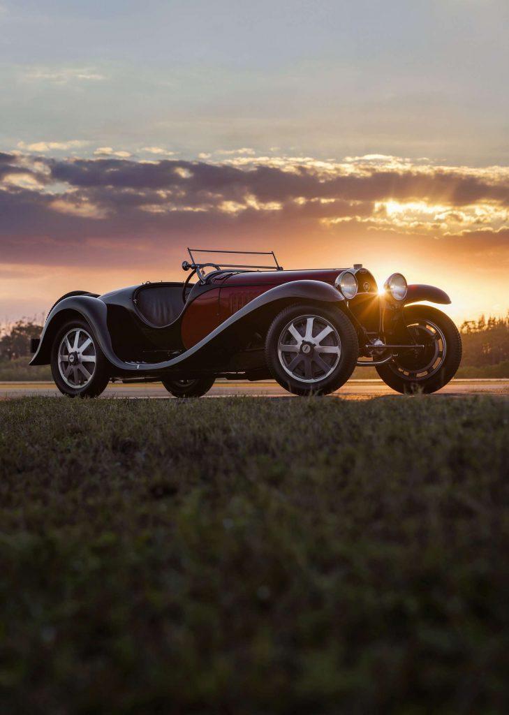 Bugatti Type 55 Super Sport Roadster (Chassis 55220)