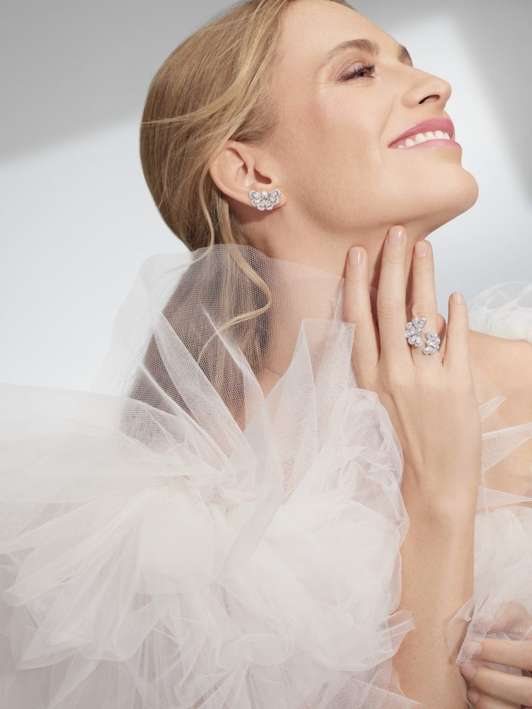Poppy Delevingne_Precious Lace Collection