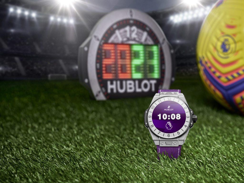 Hublot introduces the Big Bang E Premier League