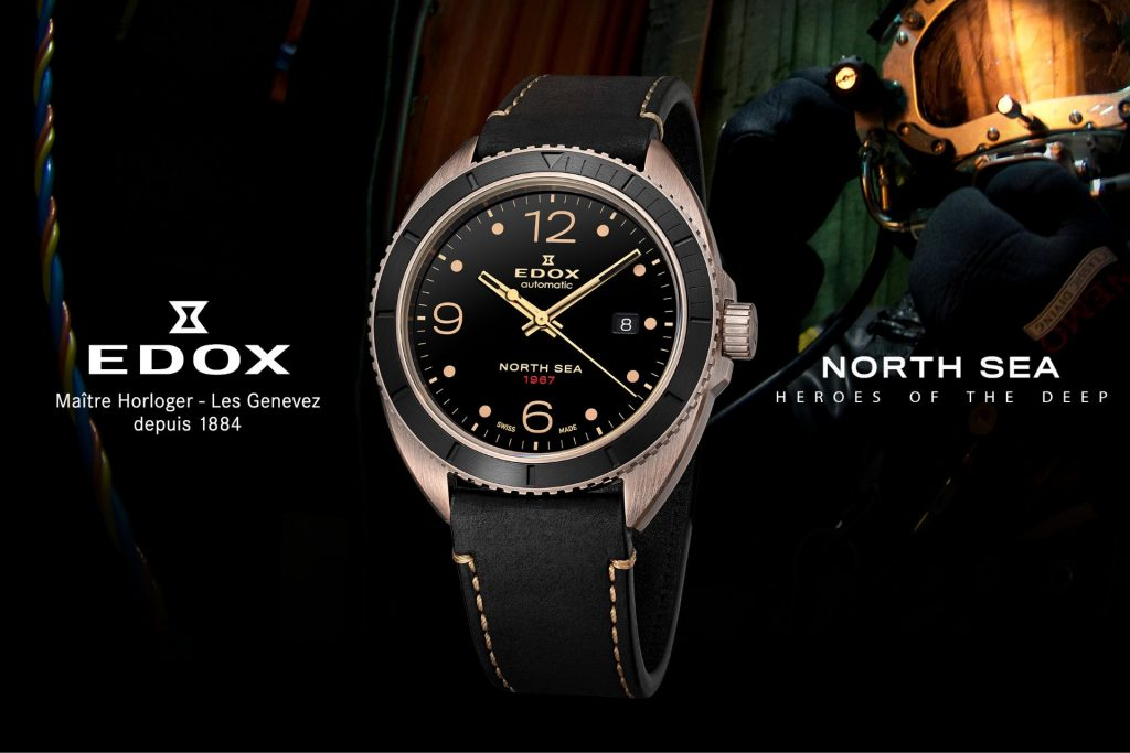Edox North Sea 1967