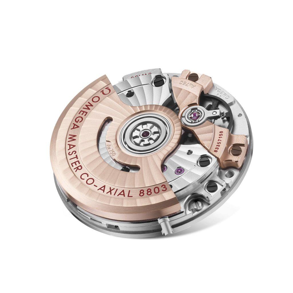 OMEGA Co-Axial Master Chronometer Calibre 8802 / 8803