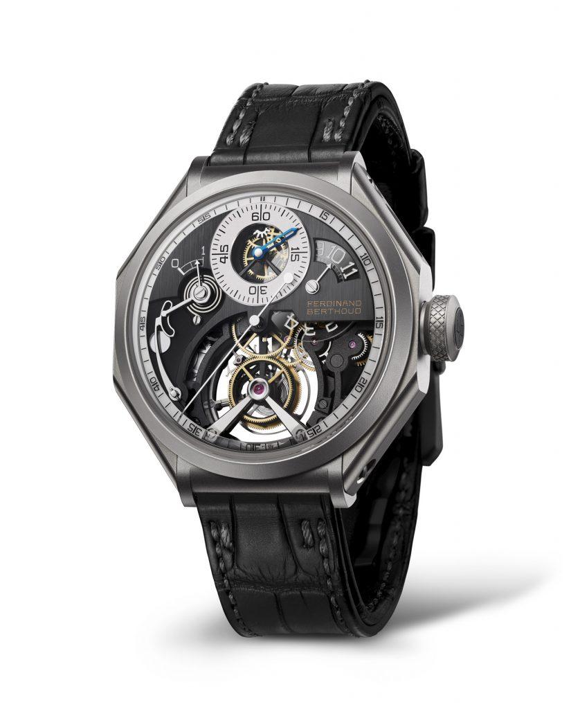 Chronométrie Ferdinand Berthoud Régulateur Squelette REF. FB 1Rs.6