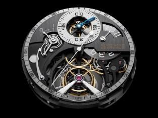 Chronométrie Ferdinand Berthoud Régulateur Squelette