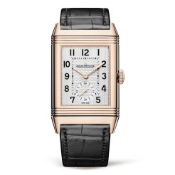 Friend of the Maison Nicholas Hoult selected the Reverso Classic Large Duoface Small Seconds at the 78th Golden Globe Awards.