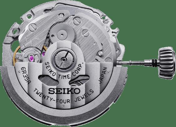 Seiko Prospex Alpinist Calibre 6R35