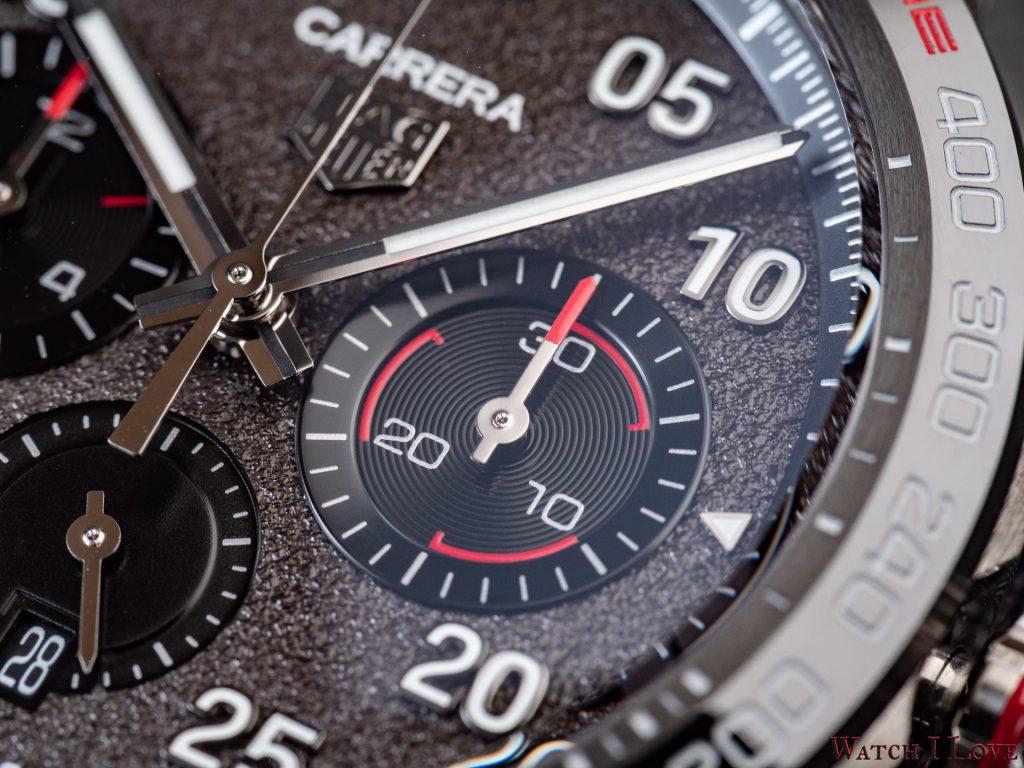 TAG Heuer Carrera Calibre Heuer 02 Porsche Special Edition