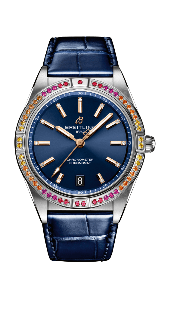 Breitling Chronomat Automatic 36 South Sea Capsule Collection