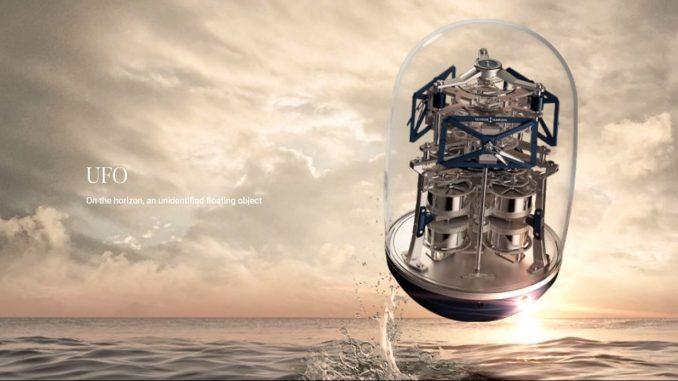 Ulysse Nardin UFO