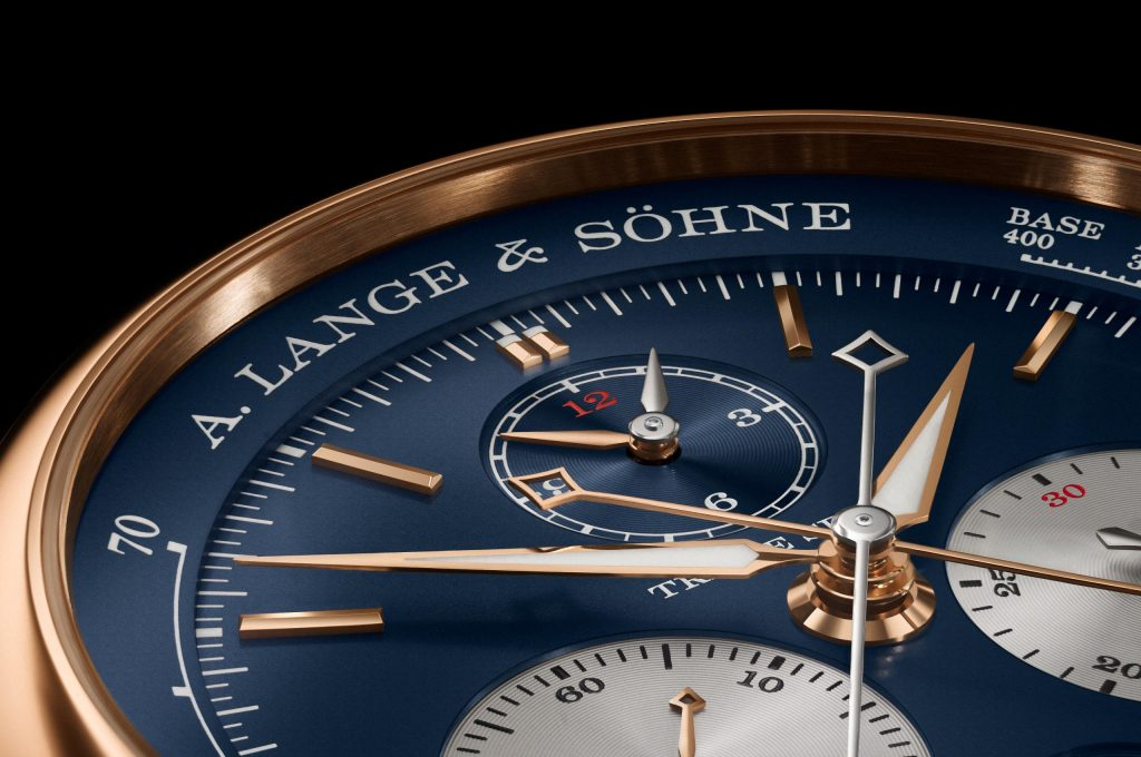 A. Lange & Söhne Triple Split Ref. 424.037F