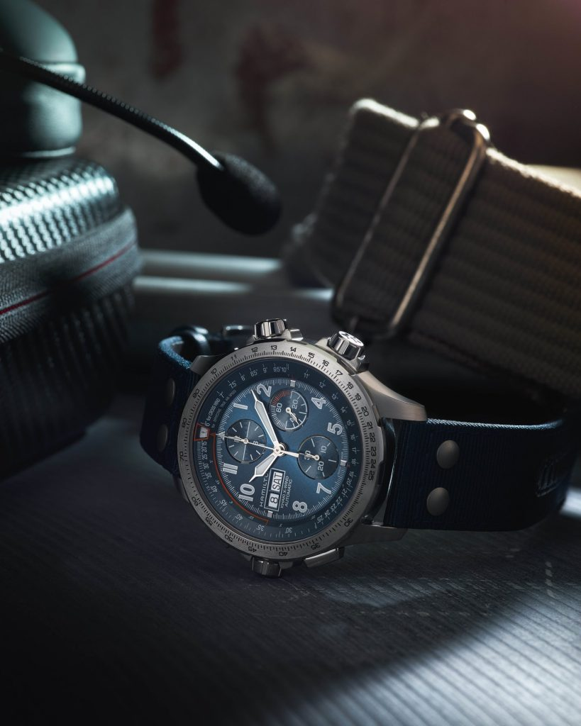 Hamilton Khaki Aviation X-Wind Automatic Chronograph