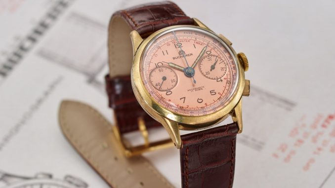 Carl F. Bucherer Bicompax