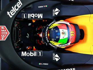 Red Bull Racing Honda and TAG Heuer