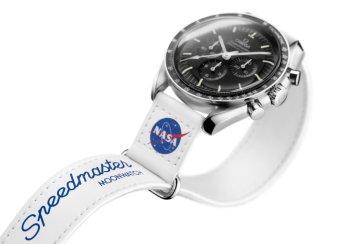 Omega Speedmaster Moonwatch Velcro® Straps
