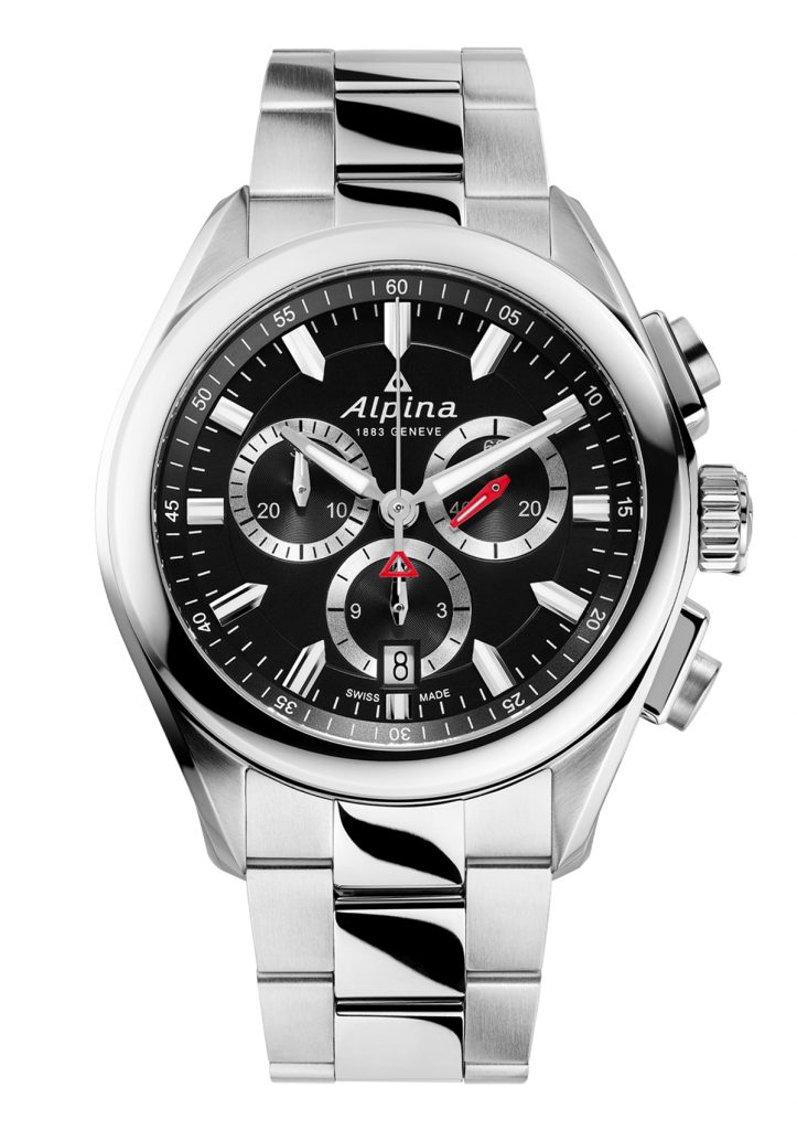 Alpiner Quartz Chronograph Reference AL-373BS4E6B