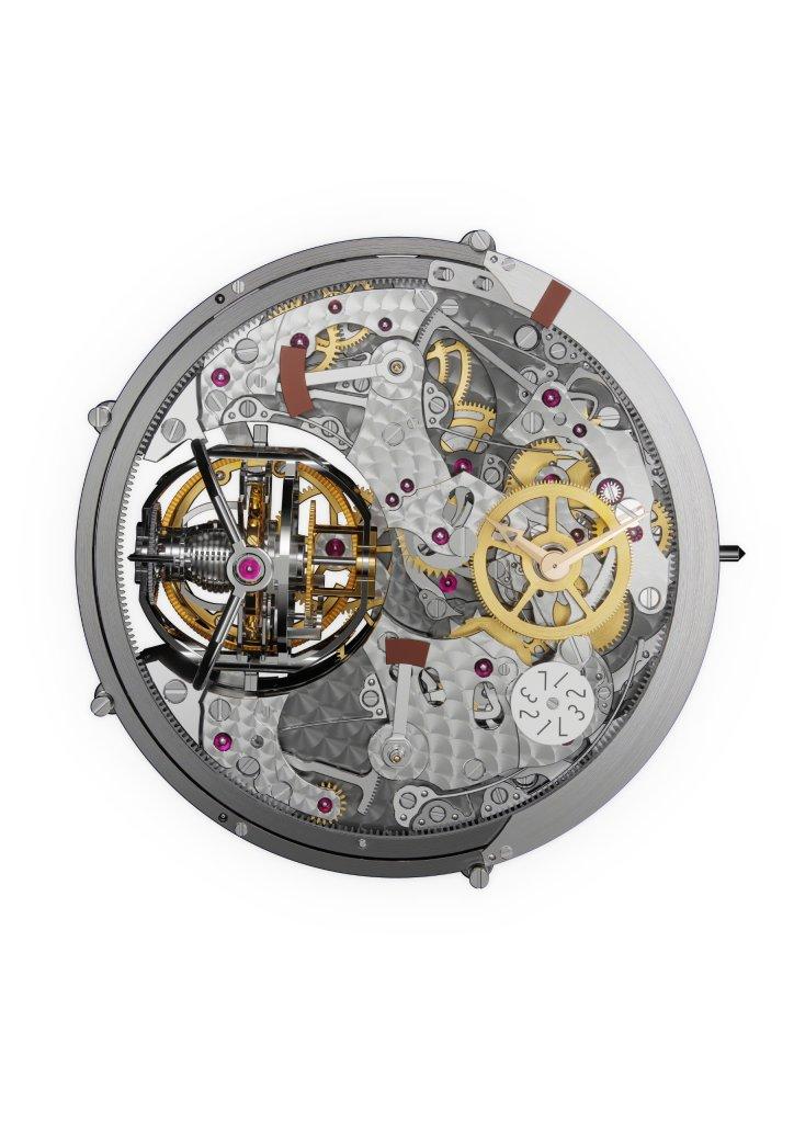 Les Cabinotiers Armillary tourbillon perpetual calendar – Planetaria