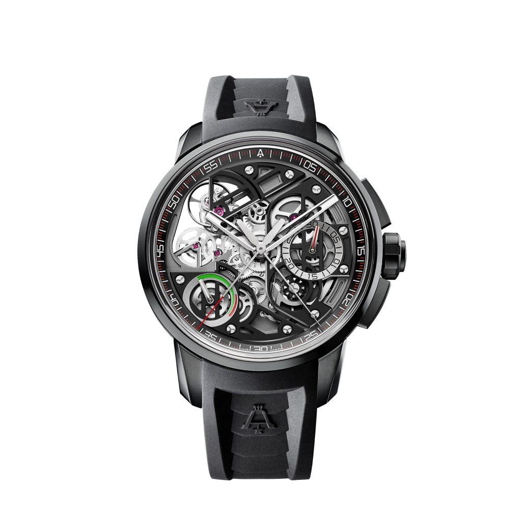 Angelus U30 Black Titanium