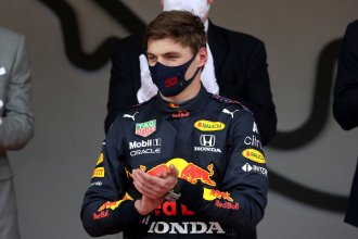 Max Verstappen wins at Formula 1 Monaco Grand Prix