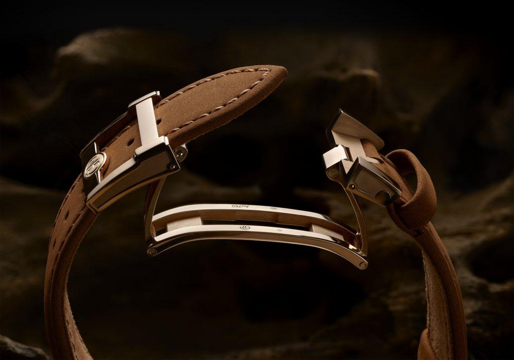 Greubel Forsey plant-based straps