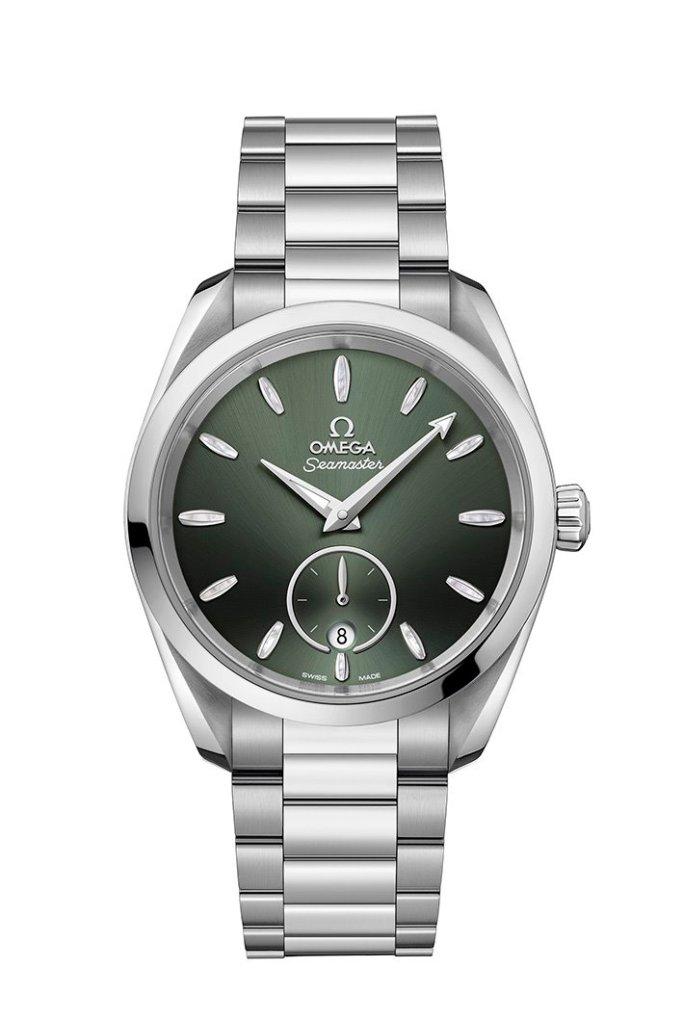 Aqua Terra 150mco Axial Master Chronometer Small Seconds 38mm