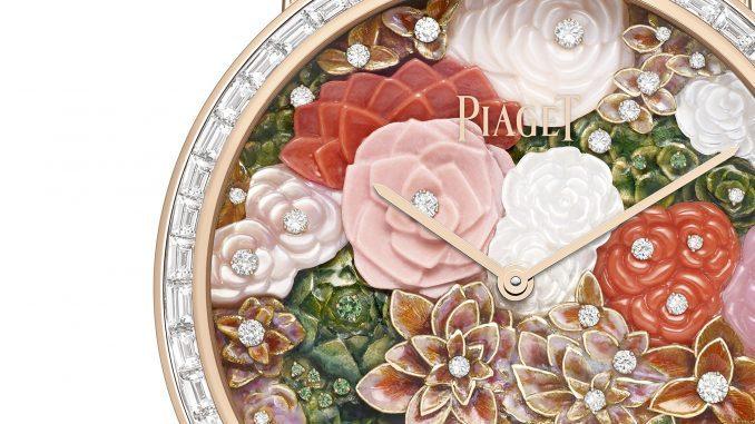 Piaget Rose Altiplano – Rose Bouquet Métiers d'Art