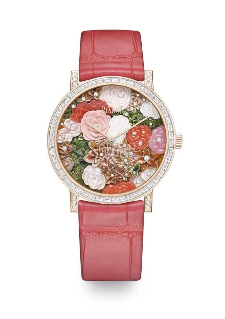 Piaget Rose Altiplano – Rose Bouquet Métiers d'Art Ref. G0A46218