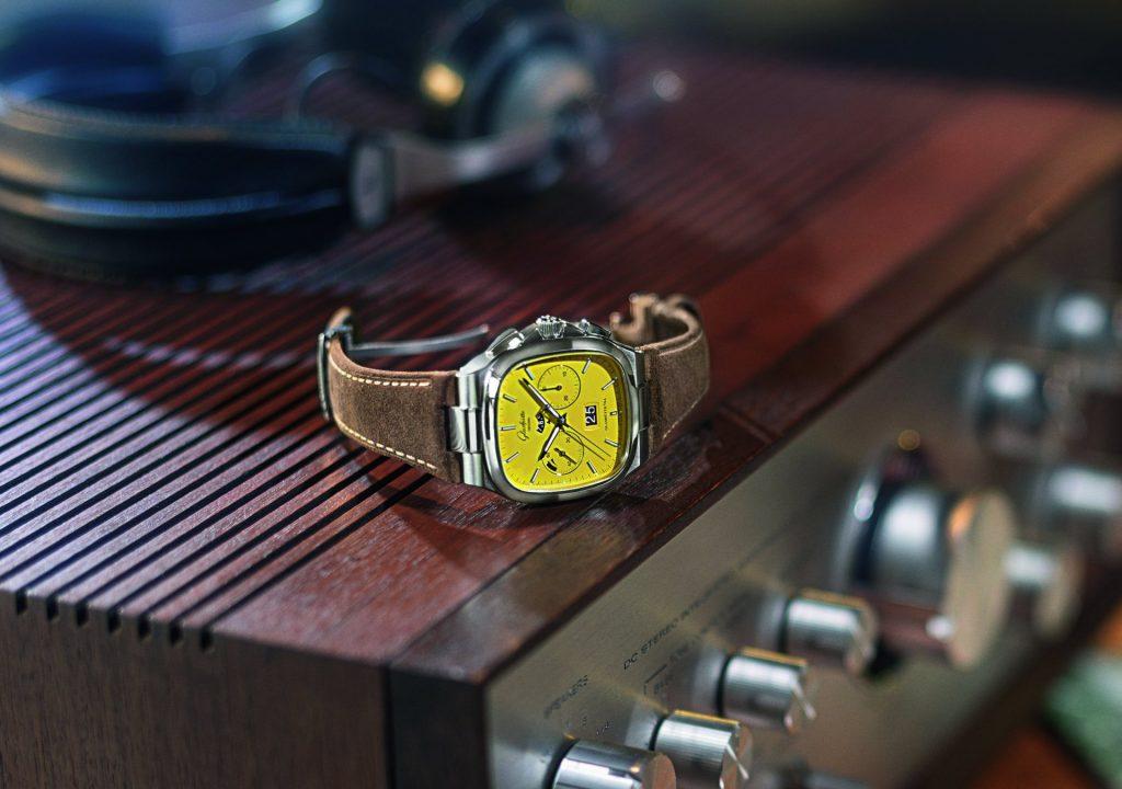 Glashütte Original Seventies Chronograph Panorama Date