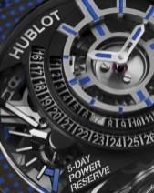Hublot MP-09 Tourbillon Bi Axis 5 Day Power Reserve Red 3D Carbon