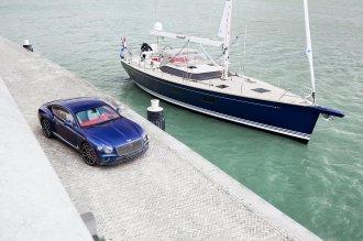 Bentley yacht