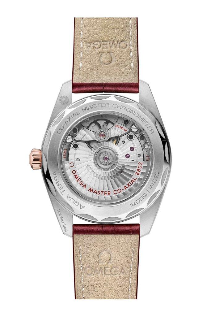Aqua Terra 150mco‑Axial Master Chronometer Small Seconds 38mm