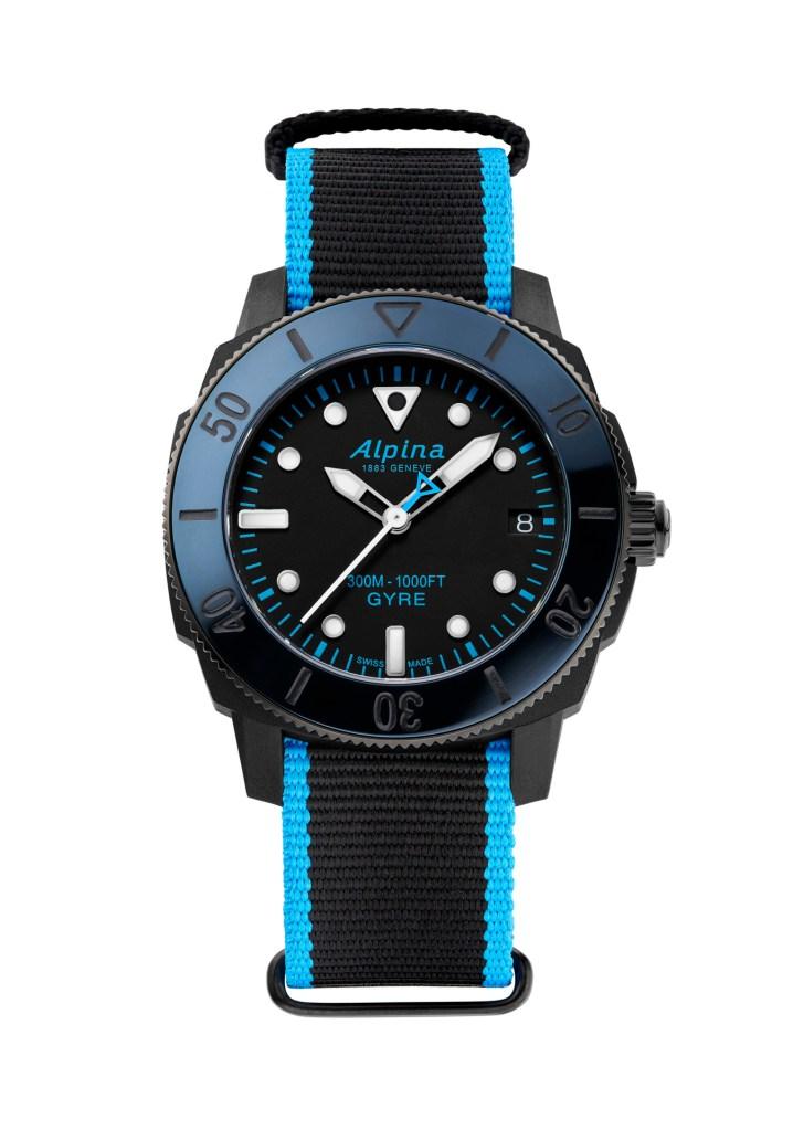 Seastrong Diver Gyre Comtesse AutomaticRef. AL-525LBN3VG6
