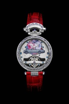 Bovet 1822 and Rolls-Royce - A true collaboration