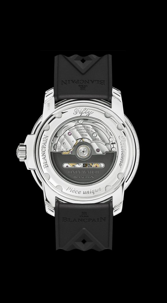 Blancpain Fifty Fathoms No Rad Only Watch